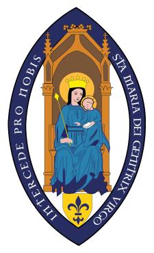 St Marys White Background